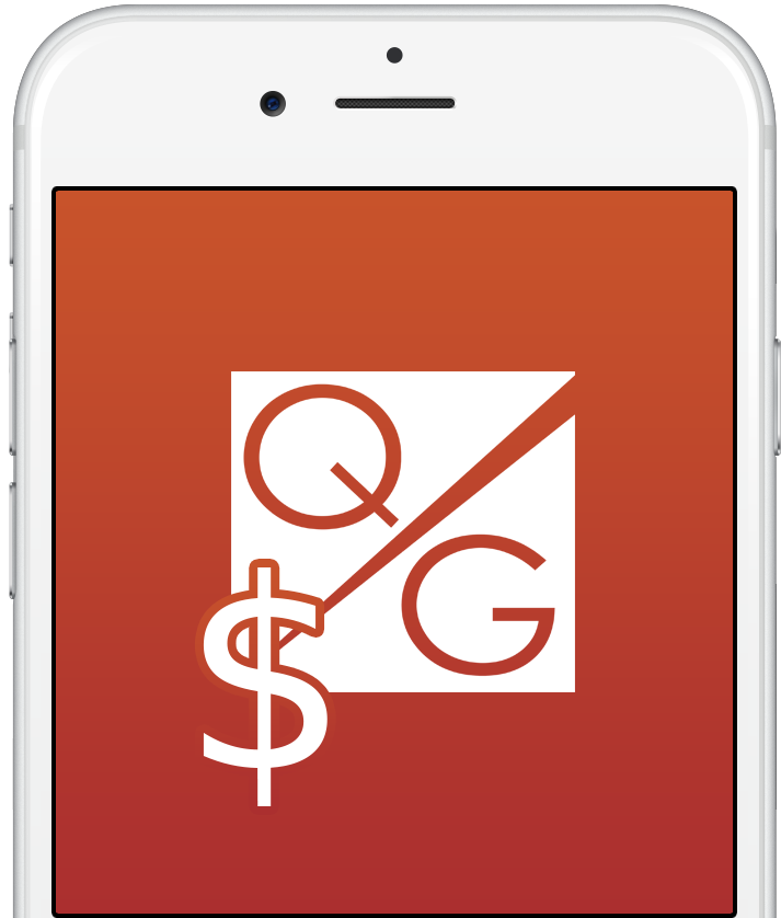 QuietGrowth Mobile Vector
